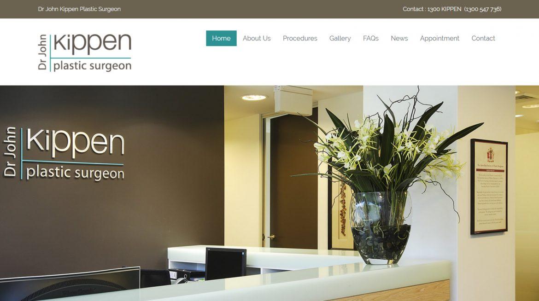 Dr John Kippen Homepage
